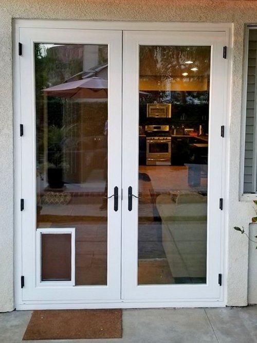 American Deluxe Windows Pario Door project