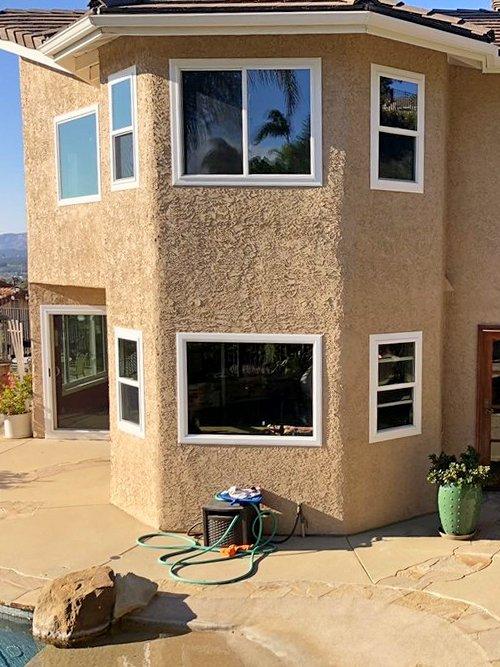 American Deluxe Windows and Doors Window and Door project