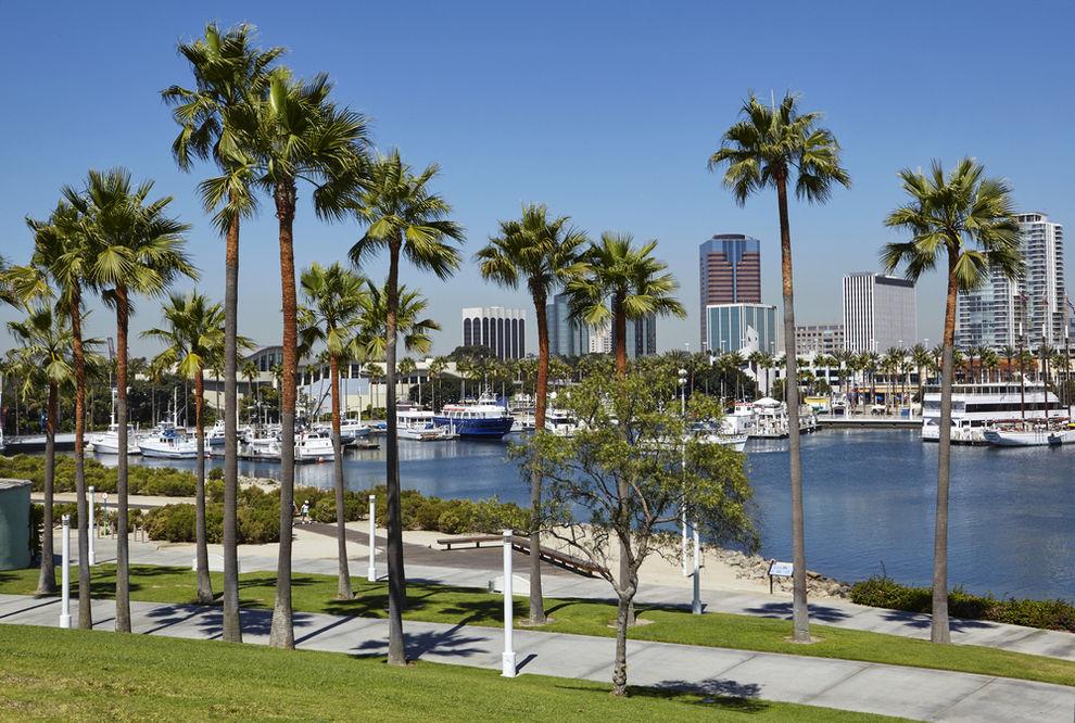 Marina in Long Beach CA