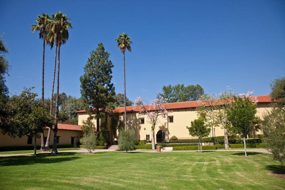Mission San Fernando Rey de Espana located in Mission Hills CA