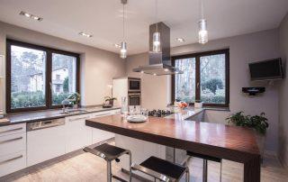 Kitchen with casement windows (Casement Windows Up Your Style)